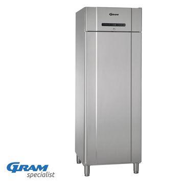 Afbeeldingen van Gram bewaarkast- koelkast COMPACT K 610 RG L2 4N